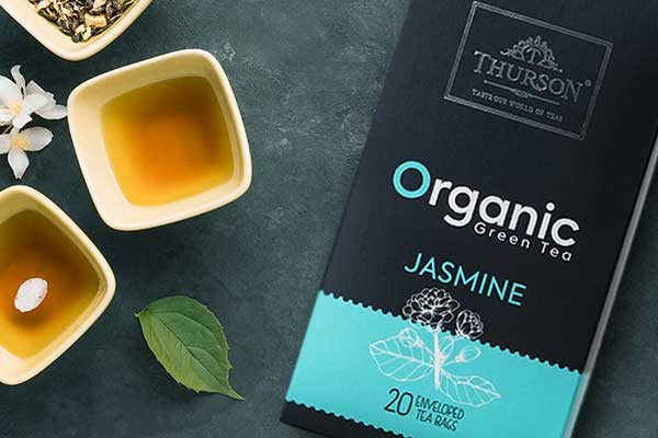 Thurson Exclusive Organic Collection is now available for global tea lovers